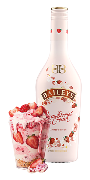 Baileys Short, But Sweet Cake