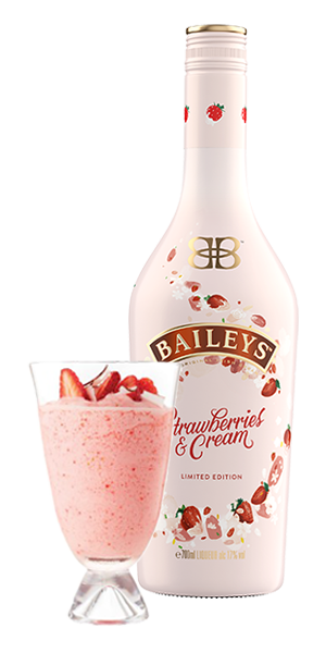 Baileys Strawberries & Cream Colada